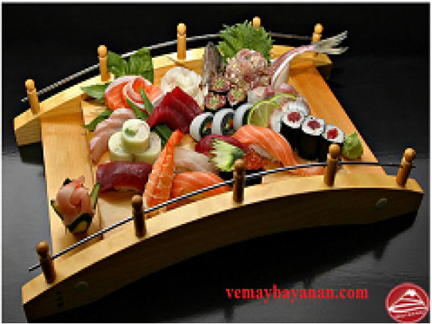 Ẩm thực Nhật Bản không chỉ có sush